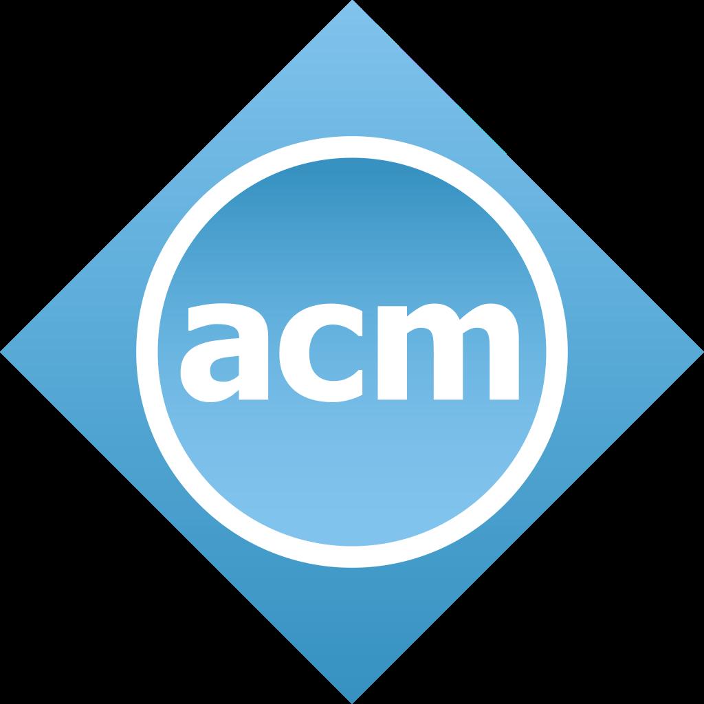 Association for Computing Machinery (ACM) logo