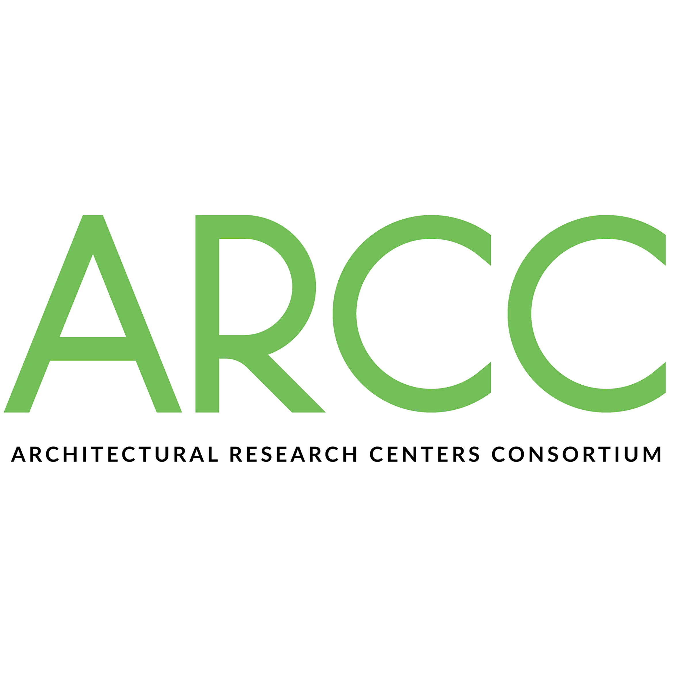 Architectural Research Centers Consortium (ARCC) logo