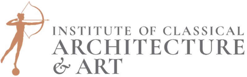 Institute of Classical Architecture and Art (ICAA) logo