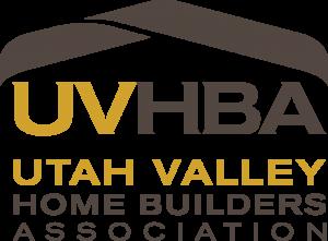 Utah Valley Home Builders Association (UVHBA) logo